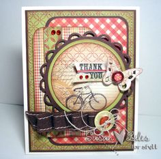 gorgeous card by Susan Liles!