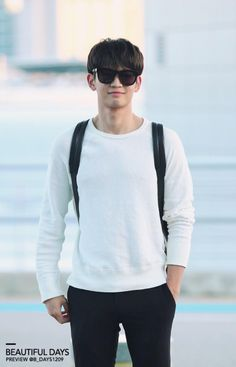 Minho | Incheon Airport (150926)