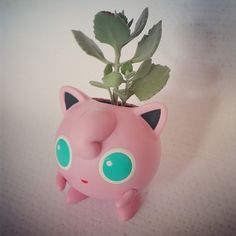 Jigglypuff pot