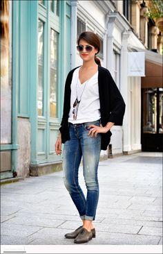 25 Best Street Style Blogs: Easy Fashion Paris
