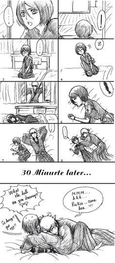 Ichigo & Rukia. #bleach