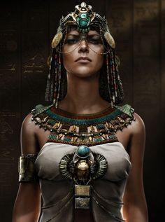 Cleopatra. Assassins Creed Origins