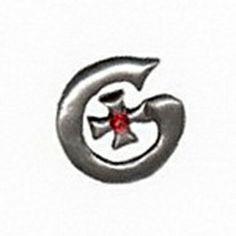 Geocaching / Geocoin lapel pin: Midway Cafe, pewter