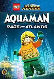 Lego Dc Comics Super Heroes Aquaman Rage Of Atlantis Lego Dc Aquaman Comic Movies