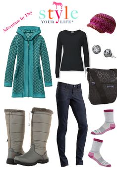 Style Your Life, Wardrobe Stylist, Personal Stylist : What to Wear: Alaska Cruise Adventures
