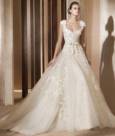 Elie Saab Wedding Dresses Collection