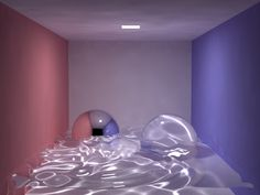 Pane - a ray tracer by Kevin Beason
