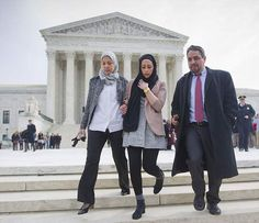 The Supreme Court is considering the job discrimination case involvinga Muslim lady who was turned down by an eminent attire retailer Abercrombie & Fitch after she appeared at herjob interview wearing a black headscarf. Apparently the headscarf clashed with the organization's clothing standard and official dress code.