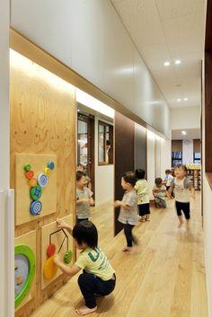 Jardín infantil y guardería KM,© Ryuji Inoue / Studio Bauhaus