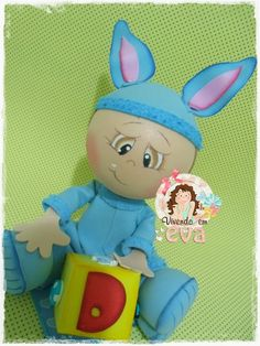 Produzindo para realizar sonhos... Esse é o Davi, que fará 1 aninho e ama o pernalonga!! Obrigada Lilian pela confiança(BH) ...