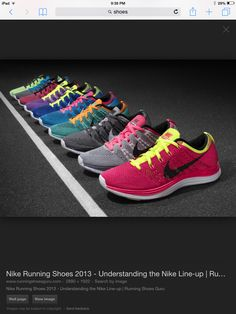 new concept b40db 20f4d Wish I had every pair of these Nike shoes. But if I want that then I have  to save money.