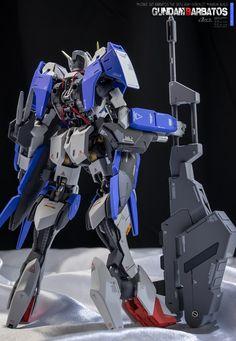 GUNDAM GUY: 1/100 Gundam Barbatos Form 6 - Customized Build
