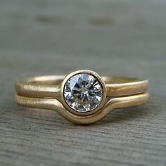 Pretty Gold Ring