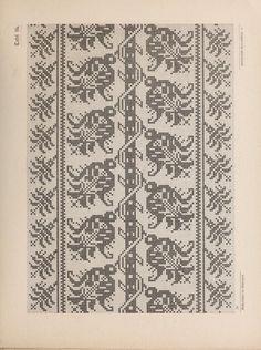 Gallery.ru / Фото #51 - Musterbucher altitalienischer Leinen Stickerei 1881…