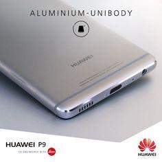 Was auch passiert: In jedem Fall landet das #HuaweiP9 auf dem ultrarobusten Unibody aus Flugzeug-Aluminium. Und Stürze sind kein Thema mehr.