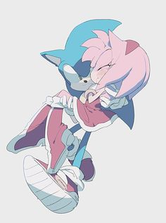 Sonamy2 by aoki6311.deviantart.com on @DeviantArt