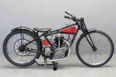 Rudge 1930 Speedway 500cc