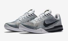 4089732c63c2 NIKE KOBE MENTALITY 2 WOLF GREY Basketball Shoes - Size 10  fashion   clothing