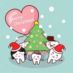 Risultati immagini per dental christmas