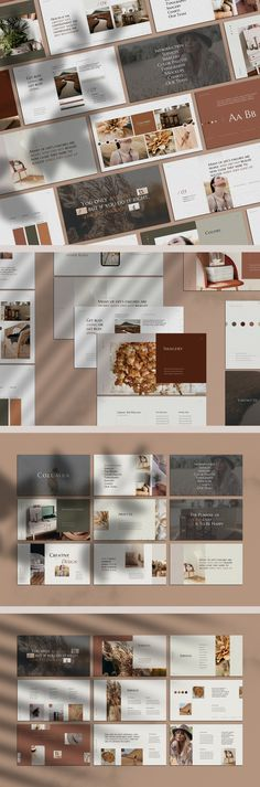 Columba is an elegant, modern, easy-to use template made for PowerPoint, Keynote and Google Slides. Its multipurpose design allows you to use it for any field including photography, portfolio, business, fashion, interior design, proposal, retail, arts or lifestyle presentations.