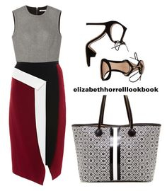 LIZ by elizabethhorrell on Polyvore featuring T By Alexander Wang, Peter Pilotto, Gianvito Rossi and Jonathan Adler