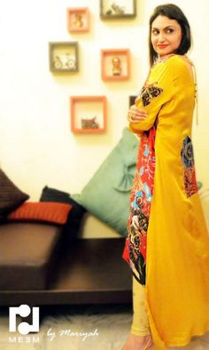 Meem By Mariyah Winter Collection 2012-2013 For Women