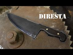 ✔ DiResta Big Ass Knife