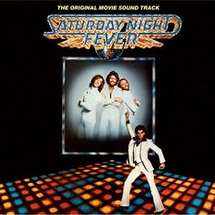 Bee Gees - Saturday Night Fever - The Original Movie Soundtrack on 2LP
