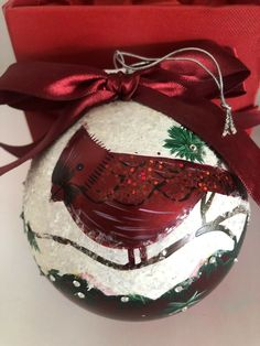 Cardinal Ornaments, Victoria, Crystal Shapes, Vintage Holiday, Free Items, Garland, Swarovski Crystals, Christmas Bulbs, Im Not Perfect