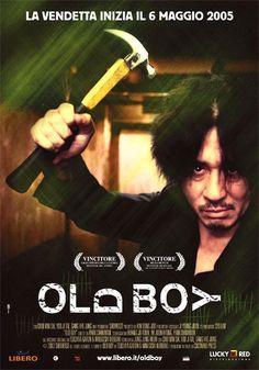 """""""Old boy"""", 2004"""