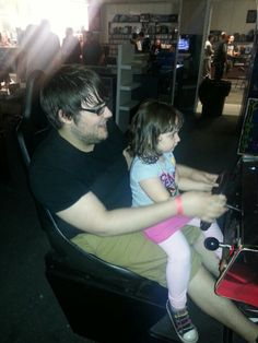 Arcade and Retailer