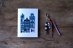 Amsterdam A6 notebook by charlottevallance on Etsy