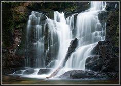 Ireland.. I'm a sucker for waterfalls..