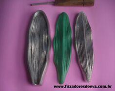 Produtos - Frisadores de E.V.A, tecido, couro e palha