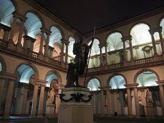 Con Renato Fantoni eccoci in Brera #milanodavedere Milano da Vedere