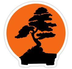 karate kid logo bonsai - Google Search