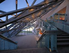 Spencer Theater for the Performing Arts in Alto, New Mexico. Antoine Predock Architects
