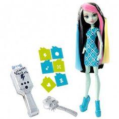 05.06.17 Jucarie fetite papusa Monster High Frankie Stein Mattel