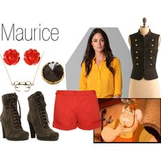 """""""Maurice"""" by indeckr on Polyvore"""