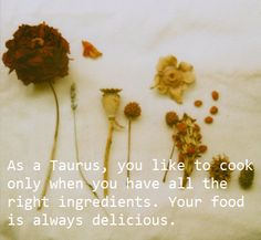 Haha,  that is so true...my fave and most delicious meal... My tacos. Momma taught me well! :)