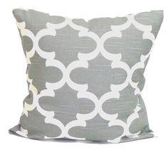 Gray & white tiles - 18x18 inches