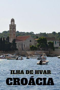 Chegamos na ilha de Hvar na Croácia, depois de meia horinha de ferry a partir da cidade de Drvenik.