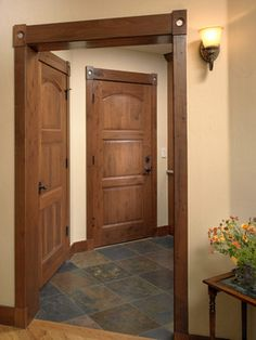 Silver Dollar - traditional - interior doors - denver - Sun Mountain, Inc.