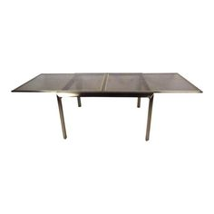 Vintage Mastercraft Expandable Dining Table