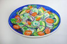 Justin B. Hansch - Salad II