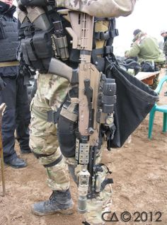 New Kalashnikov Model Poised to Replace AK-74