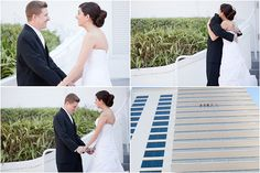 First look. Boca by Design. Captured by Jenny Photography.
