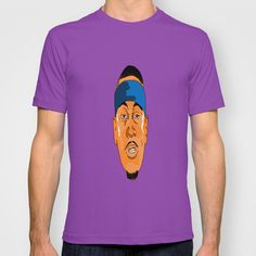 MeloFace T-shirt by IllSports - $18.00  Carmelo Anthony   New York Knicks