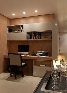 Trendy Home Office Layout Ideas Design Storage 20 Ideas Home Office Bedroom, Home Office Space, Home Office Design, Home Office Decor, House Design, Home Decor, Office Style, Study Table Designs, Study Room Design
