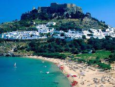 GREECE CHANNEL | Lindos, Rhodes